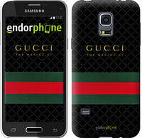 "Чехол на Samsung Galaxy S5 mini G800H Gucci 1 ""451c-44-532"""