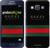 """Чехол на Samsung Galaxy A3 A300H Gucci 1 """"451c-72-532"""""""
