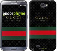 "Чехол на Samsung Galaxy Note 2 N7100 Gucci 1 ""451c-17-532"""
