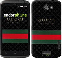 """Чехол на HTC One X+ Gucci 1 """"451c-69-532"""""""