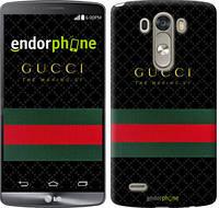 """Чехол на LG G3 D855 Gucci 1 """"451c-47-532"""""""