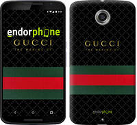 "Чехол на Motorola Nexus 6 Gucci 1 ""451c-67-532"""
