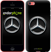 "Чехол на iPhone 5c Mercedes Benz 2 ""975c-23-532"""
