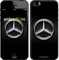 "Чехол на iPhone 5 Mercedes Benz 2 ""975c-18-532"""