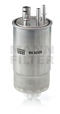 Фильтр топливный Doblo 1.9MJTD (77kW) 05>/Fiorino 1.3JTD 08>