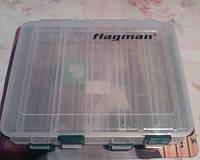 Коробка Флагман reversible  25x15x5