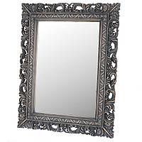 Зеркало под старину  49.5 x 64 см 071Z/wood