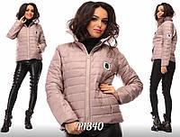 Курточка на синтепоне р-ры 42-48р134024