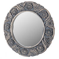 Круглое декоративное зеркало диаметр 68.5 см 073Z