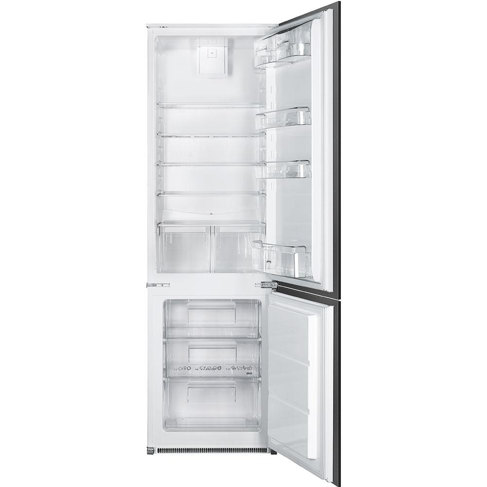 Встраиваемый холодильник с морозильником Smeg C3170FP1
