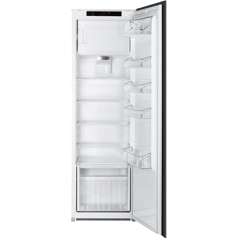 Встраиваемый холодильник с морозильником Smeg S7298CFD2P1