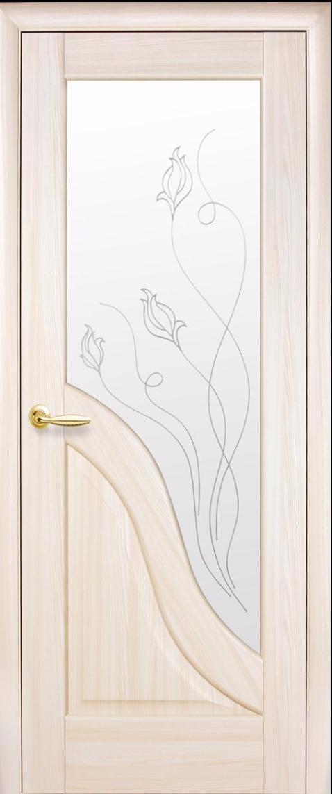 Межкомнатные двери Новый Стиль Амата Р2 Ясень