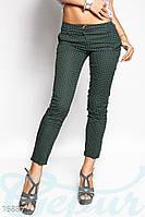 Трендовые укороченные брюки