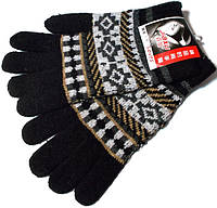 Перчатки теплые мужские