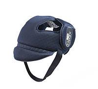 Защитный шлем для детей Okbaby No Shock темно-синий