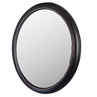 Коричневое зеркало 61X76 см 063Z