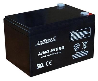 Аккумулятор EverExceed AM 12-12