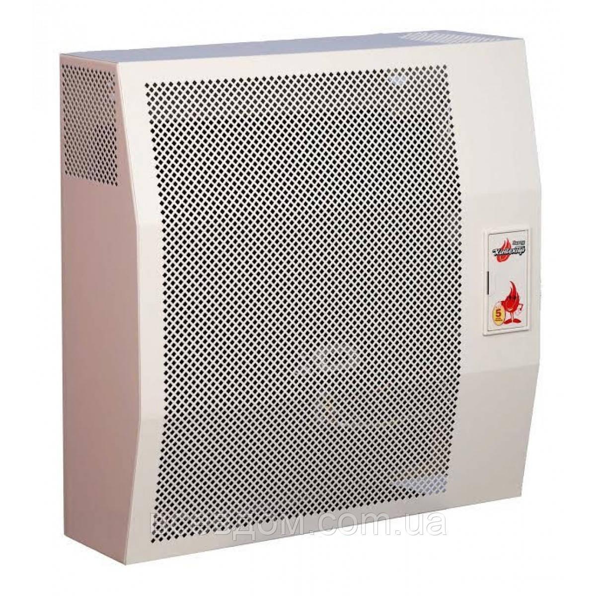 """Газовый конвектор АКОГ-4М (SIT)-СП """"Ужгород"""" автоматика EUROSIT италия"""