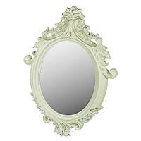 Зеркало с резным узором  55.5X78.5 см 072Z