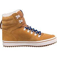 Зимние кроссовки Adidas Originals Ransom Honey Hill Suede Winter Boots Sesame Royal