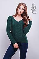 Красивые женские свитера Конти-2 из шерстяной нити