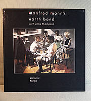 CD диск Manfred Mann's Earth Band - Criminal Tango , фото 1