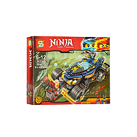 Конструктор SY 859 NinjaGo Машина