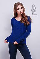 Красивые женские свитера Конти-6 из шерстяной нити