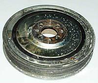Шкив коленвала 6 руч демпфер короткий болт 1.9D ft,1.9JTD ft,1.9MJET Fiat Doblo 2000-2009