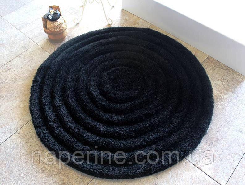 Круглый коврик для ванной комнаты ALESSIA