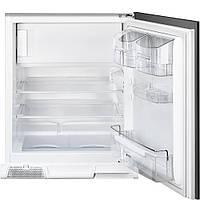 Встраиваемый холодильник с морозильником Smeg U3C080P монтаж под столешницу