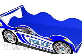 Кровать машинка Полиция Ф-05 х Форсаж    Viorina-Deko