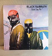 CD диск Black Sabbath -  Never Say Die!