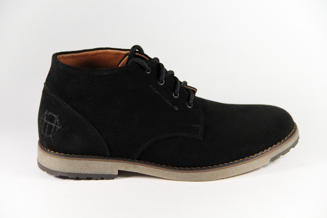 Мужские ботинки из натуральной кожи TH333BV
