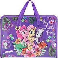 Папка-портфель А4 KITE My Little Pony LP17-202-01