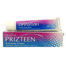 Anti Acne Cream PRIZTEEN (анти акне крем Призтин) - засіб від вугрової висипки і жирного блиску