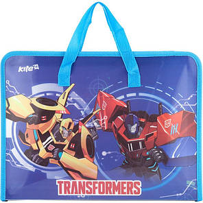 Папка-портфель А4 KITE Transformers TF17-202, фото 2