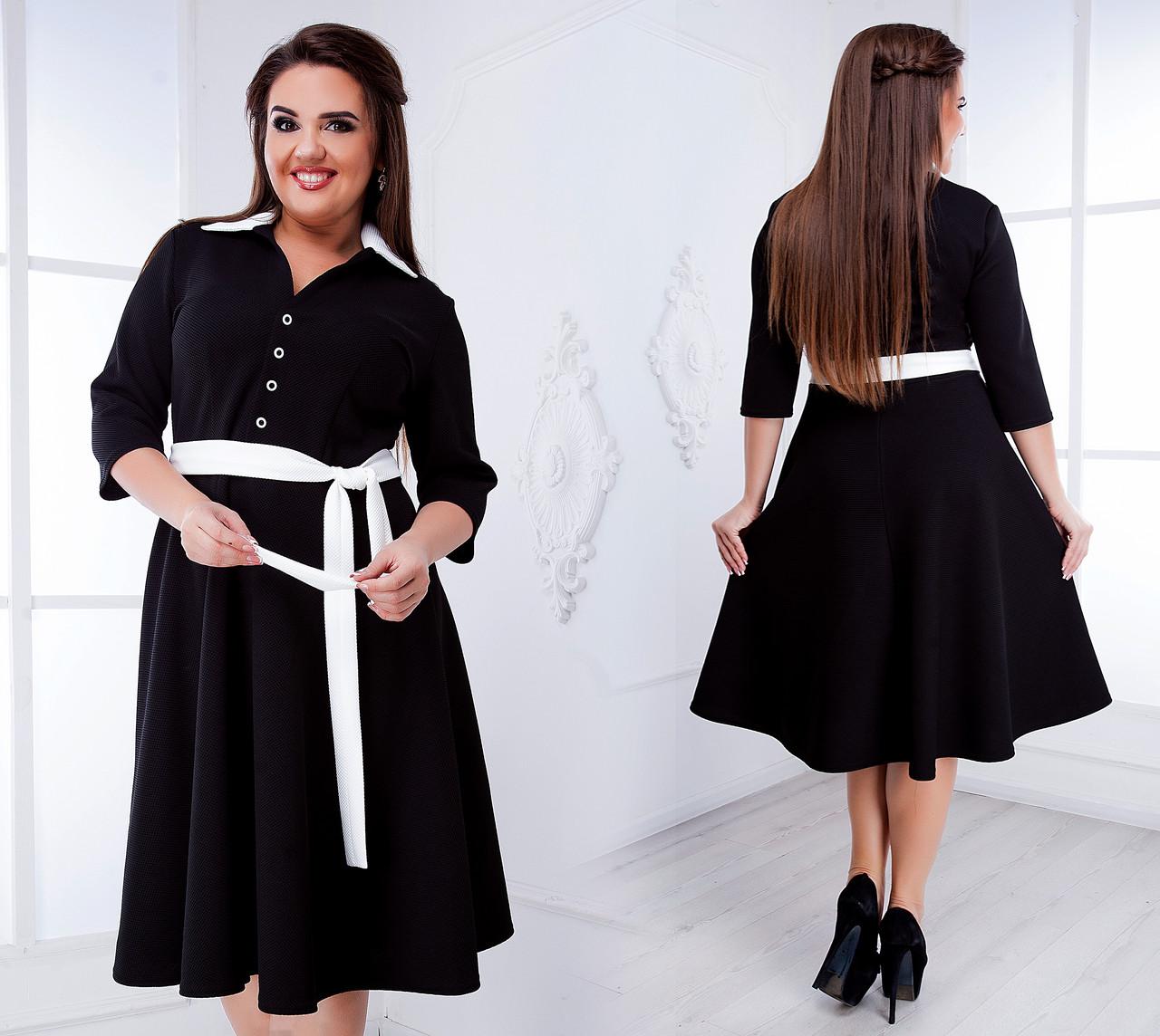 Женское платье (46-60) 8201