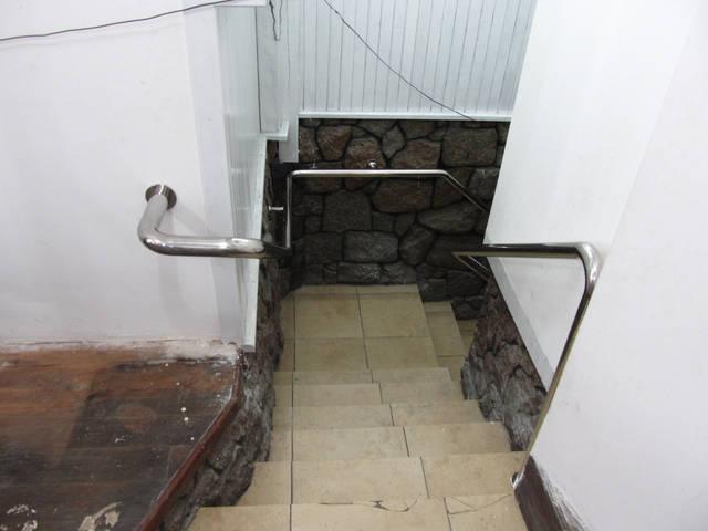 Работа по проектированию, изготовлению и установке перил из нержавеющей стали. 1