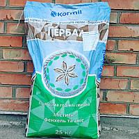 Гербал МАКС Гровер-фінішер для свиней Премікс 3/2,5% Kormil (мішок 25 кг)