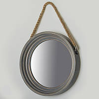 Зеркало эксклюзивное диаметр 40 см 020Z
