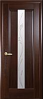 Межкомнатные двери Новый Стиль Премьера Р2 Каштан