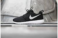 Nike Roshe Run black-white