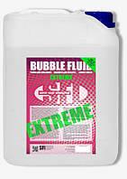 Жидкость Extreme для генератора мыльных пузырей (Bubble машины) канистра 5л