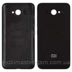 Задняя крышка Xiaomi Mi2 черная, фото 2