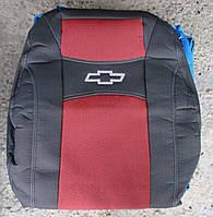 Автомобильные чехлы на сидения PREMIUM CHEVROLET Aveo авео sedan 2002-11г. з/сп 1/3 2/3;4подгол. чехлы на авео