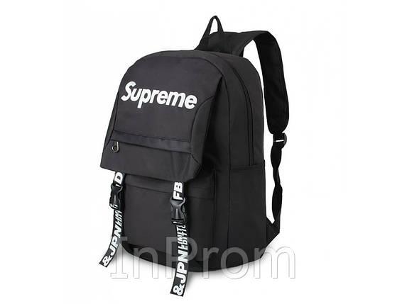 Рюкзак Supreme Black, фото 2