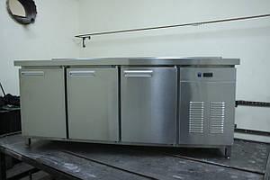 Стол холодильный трехдверный среднетемпературный