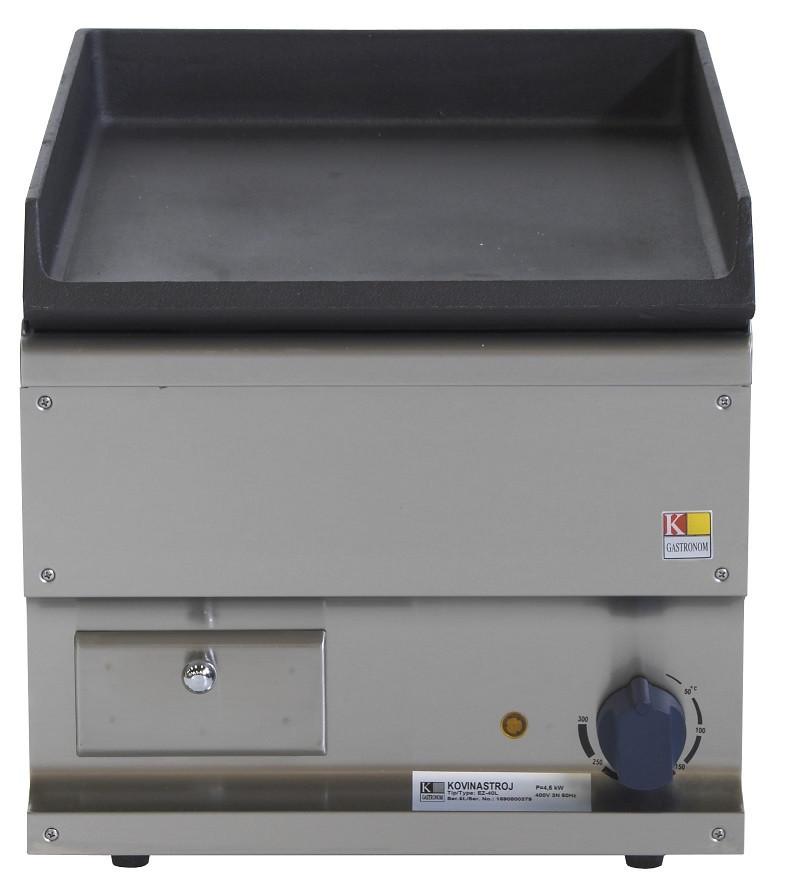 Поверхность жарочная электрическая Kogast EZT40L