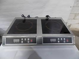 Плита індукційна EWT INOX MEMO2